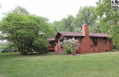 Reno County Single Family Home For Sale: 31619 W Longview Rd