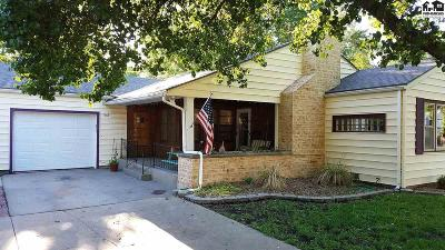 McPherson KS Single Family Home Contingent Other Co: $112,000