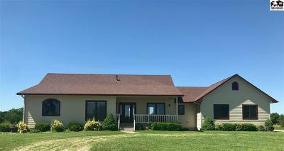 Buhler Single Family Home Contingent On Sale And Cl: 9210 E 30th Ave