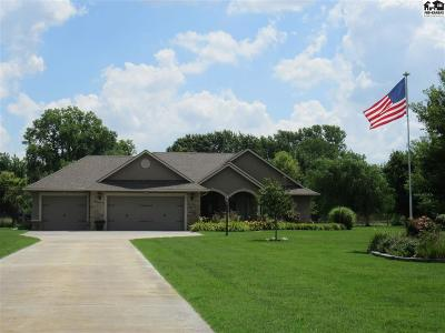 Reno County Single Family Home For Sale: 3500 N Monroe St