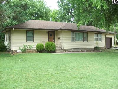 McPherson County Single Family Home For Sale: 453 N Charles St