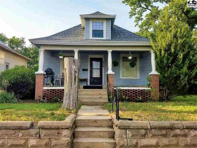 Reno County Single Family Home For Sale: 204 E 5th Ave