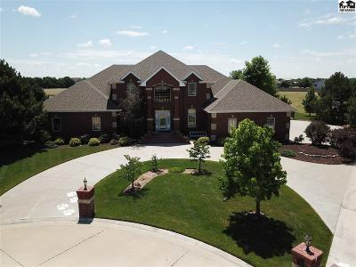McPherson KS Single Family Home For Sale: $855,000