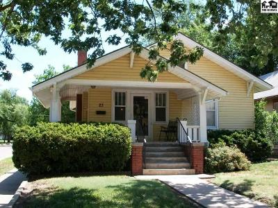 Single Family Home For Sale: 23 E 16th Ave