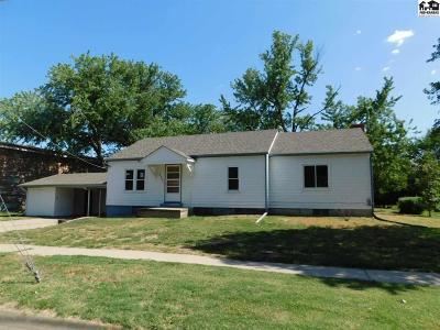 Hesston Single Family Home For Sale: 233 E Academy St