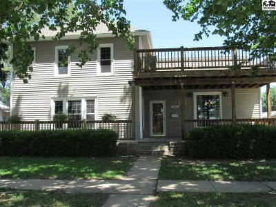 Sterling Single Family Home For Sale: 112 N 6th St