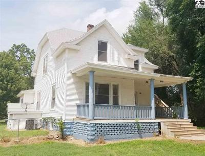 Single Family Home For Sale: 500 E 6th Ave