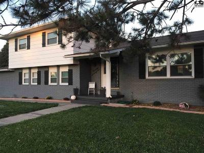 McPherson KS Single Family Home For Sale: $224,000