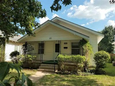 Single Family Home For Sale: 829 E 7th Ave