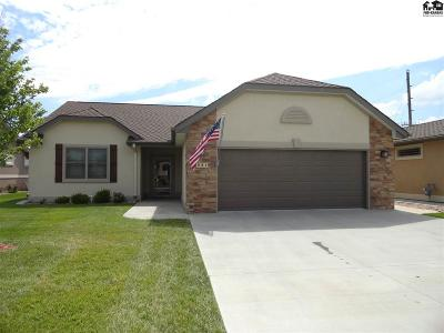 McPherson KS Single Family Home For Sale: $280,000