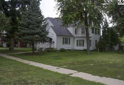 McPherson KS Single Family Home For Sale: $167,900