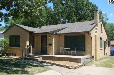 McPherson KS Single Family Home For Sale: $179,900