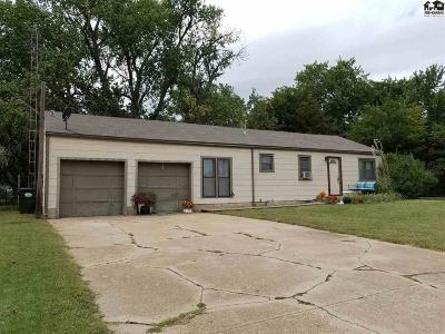 Buhler Single Family Home For Sale: 311 S Regier St