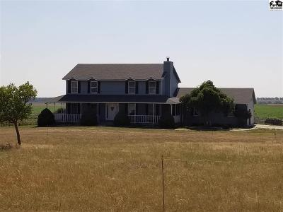 Lindsborg Single Family Home For Sale: 10253 S Halstead Rd