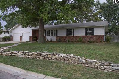 McPherson KS Single Family Home For Sale: $279,900