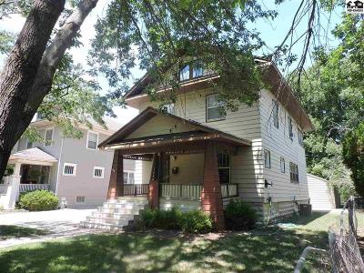 Reno County Single Family Home For Sale: 318 E 13th Ave