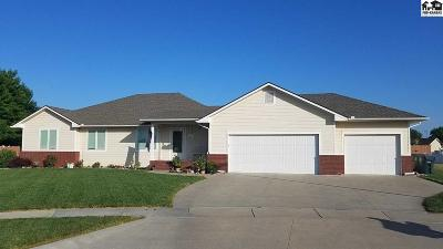 Single Family Home For Sale: 3905 Hampton Cir
