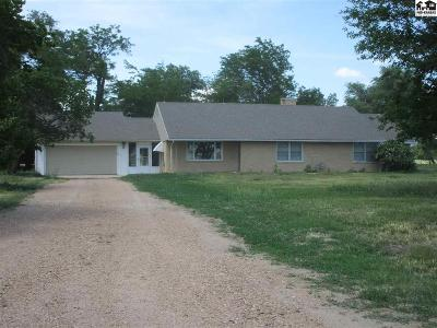 Hutchinson Single Family Home For Sale: 3504 W 17th Ave