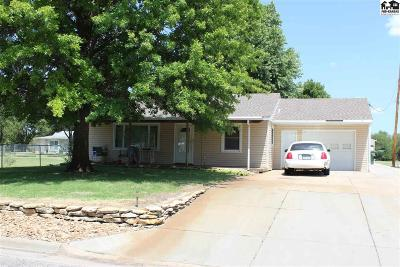 Reno County Single Family Home For Sale: 1614 E 26th