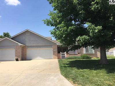 Reno County Condo/Townhouse For Sale: 1410 Woodbridge Ct