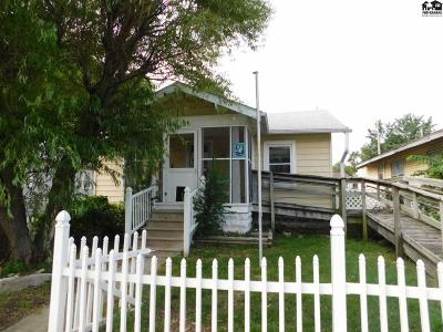 Reno County Single Family Home For Sale: 711 W 6th Ave