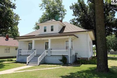 Reno County Single Family Home For Sale: 205 E Main St