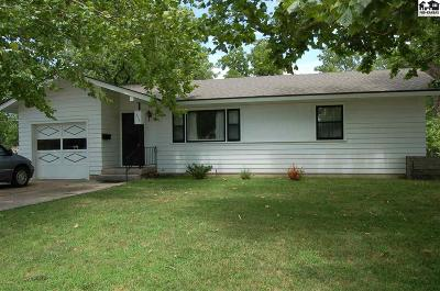 McPherson County Single Family Home For Sale: 516 N Hartup St