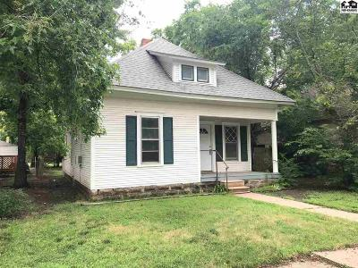 Reno County Single Family Home For Sale: 316 W 8th Ave