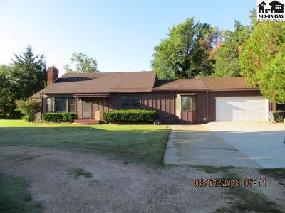 Pratt Single Family Home For Sale: 10255 Lake Rd