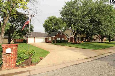 Reno County Single Family Home For Sale: 7 Paseo Pl