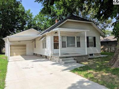 Hutchinson Single Family Home For Sale: 728 E 10th Ave