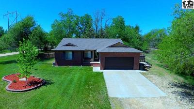 Hutchinson Single Family Home For Sale: 4219 Brigadune Dr