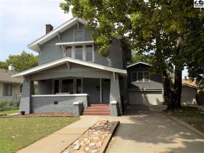 Single Family Home Sale Pending: 10 W 21st Ave
