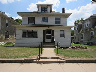 Reno County Single Family Home For Sale: 125 E 12th Ave