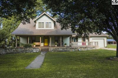 Harvey County Single Family Home For Sale: 14800 NW 12th St
