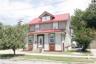 Multi Family Home For Sale: 1010 N Washington St