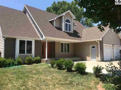 McPherson County Single Family Home For Sale: 909 Mallard Dr