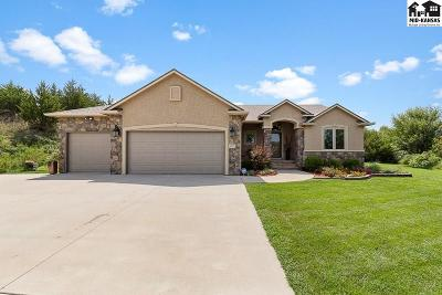 Hutchinson Single Family Home For Sale: 1213 W Snokomo Rd