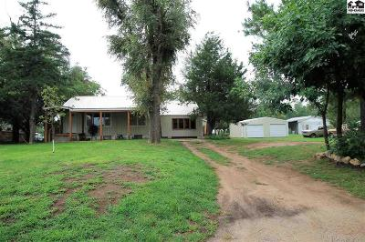 Hutchinson Single Family Home For Sale: 1509 W 14th Ave