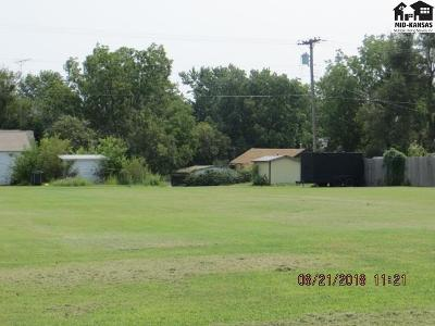 Pratt KS Residential Lots & Land For Sale: $20,000