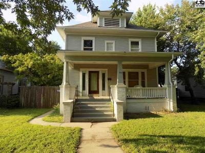 Single Family Home For Sale: 206 E 11th Ave