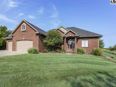 Hutchinson Single Family Home For Sale: 4400 Spyglass Dr