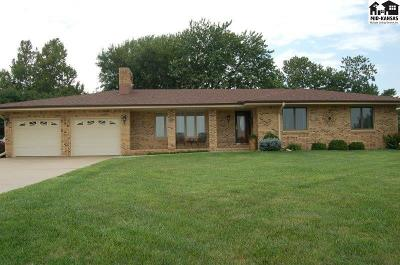 McPherson KS Single Family Home For Sale: $269,900