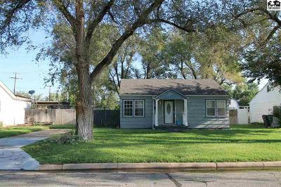 Single Family Home For Sale: 620 E 16th Terr