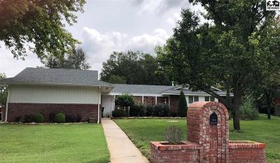 Single Family Home For Sale: 3304 Cornell Dr