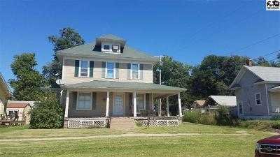 Pratt KS Multi Family Home For Sale: $84,900
