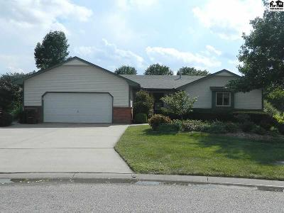 McPherson KS Single Family Home Contingent Other Co: $189,900