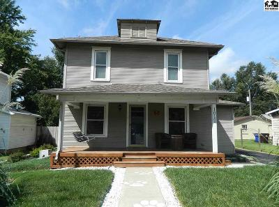 McPherson KS Single Family Home For Sale: $139,900