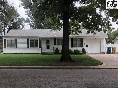 Hutchinson Single Family Home For Sale: 125 Carlton Rd