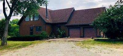Inman Single Family Home For Sale: 2115 29th Rd